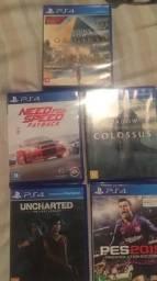 Vendo coleção de jogos