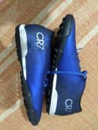 Nike mercurial CR7 Galaxy Seminova