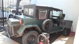 Buguui modelo jeep 2012 4x2 motor 1.8 - 2012