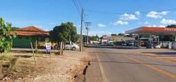 Corumbá de Goiás lote na Avenida principal Avenida Roberto Miller