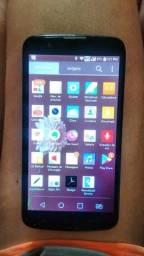 LG K10 com TV