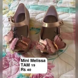 Calçados bebê