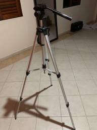 Suporte pra gravar vídeos e fotos