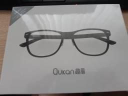 Oculos Qukan B1 preto Xiaomi Original Lacrado