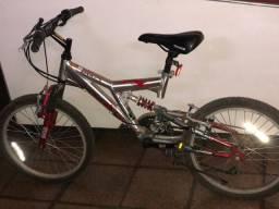 Bicicleta BMX- 7 Marchas Pouco Usada -ACEITO PROPOSTAS-