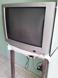 FUNCIONANDO TELEVISÃO SEMP TOSHIBA 29POLEGADAS COM CONTROLE