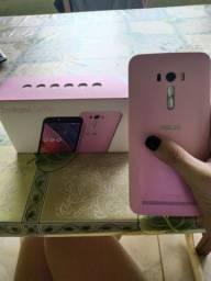 ZenFone selfie 64GB rosa