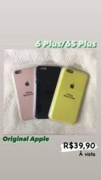 Cases originais para iPhones