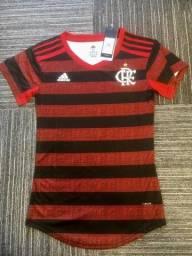 Camisa Flamengo I 19/20 Feminina