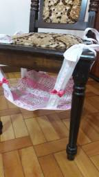 Cama rede de cadeira para gato