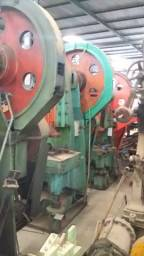 Prensa excêntricas de 80 ton