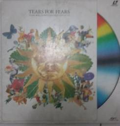 Ld Laser Disc - Tears For Fears - Tears Roll Down Greatest Hits 82-92