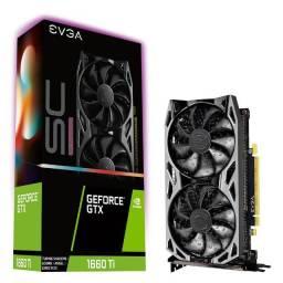 EVGA gtx 1660 Ti SC Ultra Gaming, 6GB, GDDR6