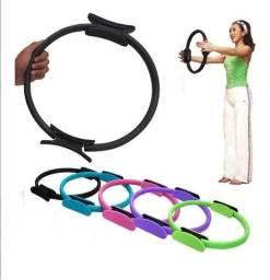 Anel Arco Pilates Yoga Tonificador Flexível Fitness Treino x 12 de R$ 9,49