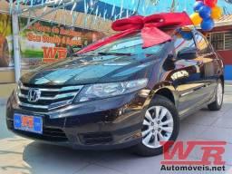 Honda City LX 1.5 Flex Completo, Único Dono