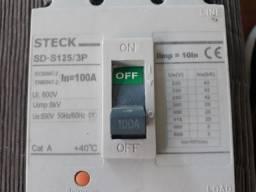 Disjuntor Trifasico 100 A / 690 Vac