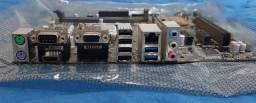 Processador i3 + Placa mãe
