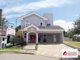 Cond Villa do Bosque - Vendo ou Alugo, Sobrado com 3 suítes CA1481