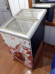 Freezer de refrigerante