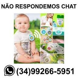 Bóton Repelente Infantil * Entrega R$ 10 * Chame no Whats