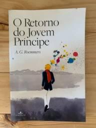 O retorno do jovem príncipe - livro