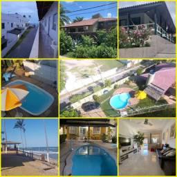 Casas para Reveillon Arembepe e Barra do Jacuípe