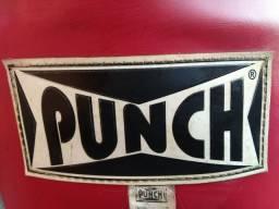Saco de Pancadas Punch 90cm. + Luvas p/ treino