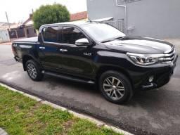 Toyota Hilux srx diesel automático