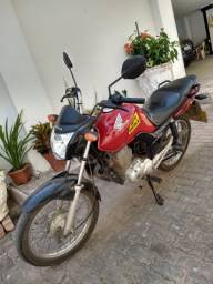 Vendo moto Honda CG 150 start 2015 (valor a negociar)