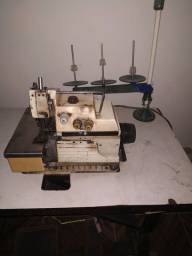 Máquina de costura industrial overloque
