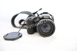 Câmera Digital Compacta - Nikon Coolpix L810