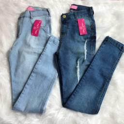Calças Jeans R$35,00 (LIMPA ESTOQUE!!!)