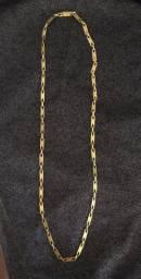 Cordão TOP de luxo em Ouro 18 k.