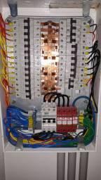 Eletricista em geral.