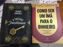 2 Livros Novos de Prosperidade!!