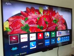 TV 43 Led Smart Philips Wifi Full HD