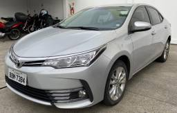 Corolla XEI 2018 (Baixa Km e pocedencia)