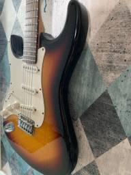 Guitarra canhoto Memphis