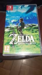 The Legend of Zelda: Breath of the Wild Swicht