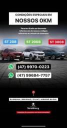 3008 2019/2020 1.6 GRIFFE PACK THP 16V GASOLINA 4P AUTOMÁTICO