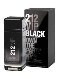 Perfume 212 Vip Black 100 ML