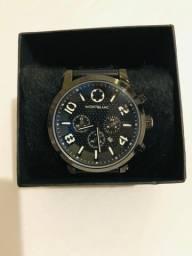 Relógio Montblanc top de linha