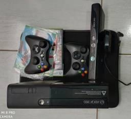 Usado, Xbox 360 completo destravado comprar usado  Piracicaba