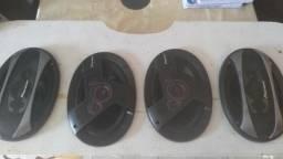 Vendo alto falante 6x9 Pioneer comprar usado  Teresina