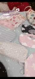 Turbantes, kit touca kit faixa... comprar usado  Uberlândia