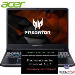 Notebook Acer com Problemas? Total infor_Resolve!
