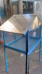 Casa gaiola de papagaio