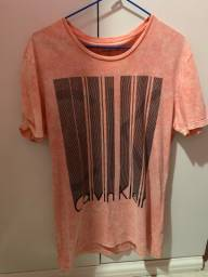 Blusa Calvin Klein TAM MÉDIUM