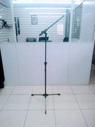 Suporte Pedestal Para Microfone Importado Ibox