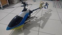Helicóptero Rc Hirobo Limited 50 troco por game Xbox one s